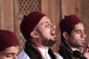 غدا… مدح وإنشاد لفرقة نور النبي على المسرح المكشوف