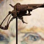 عرض مسدس انتحار فان جوخ للبيع في دار للمزادات