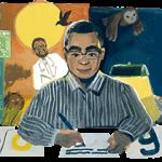جوجل تحتفي بالذكري ال57 لميلاد الكاتب الراحل أحمد خالد توفيق