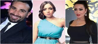 كيد النسا يسيطر على ريم البارودي بعد خبر زواج أحمد سعد من سمية الخشاب