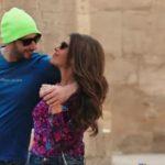 أحمد السعدني يرد على خبر زواجه من ريهام حجاج بصورة من حفل الزفاف