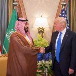 محمد بن سلمان في لقاء عاجل مع دونالد ترامب في العاصمة الرياض