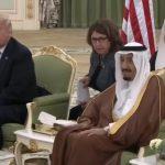فاعليات قمة الرياض ولقاء ترامب بزعماء الدول العربية والإسلامية
