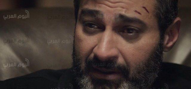 زوجة ياسر جلال تبكيه على الهواء.. تعرف على السبب