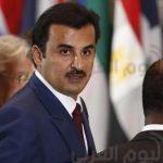 """""""قطر تواصل التحريف"""".. تميم يتصل بولى العهد السعودي للحوار والوكالة الرسمية تكذب"""