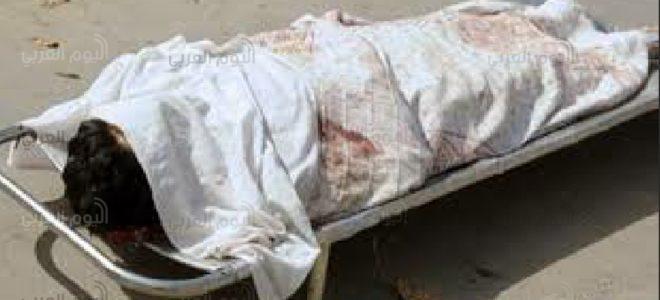 انتحار زوجة بالمنوفية بسبب سفر زوجها للخارج
