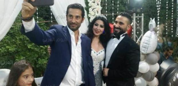 حفل زفاف سميه واحمد وردود افعال السوشيال ميديا…اتفرج