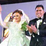 """شاهد/ حفل زفاف""""ويزو""""ورقص نجوم مسرح مصر واعتذار فيفى عبده"""