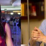 أول رد فعل من رانيا يوسف وخالد يوسف بعد تسريب فيديو إباحي لهما
