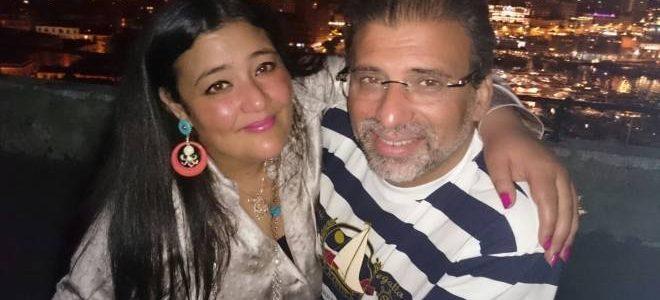 الفنانة شاليمار شربتلي تقيم دعاوي قضائية ضد قناة القاهرة والناس وبسمة وهبة وياسمين الخطيب