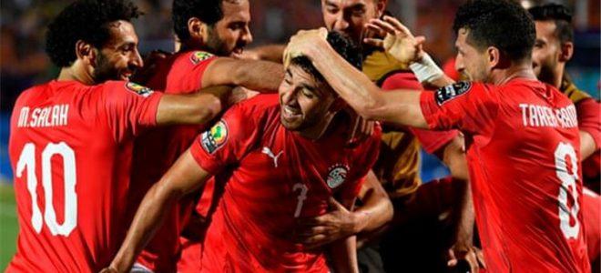 تريزيجيه يعلق على هدفه في مباراة افتتاح أمم أفريقيا 2019