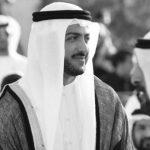 وفاة خالد بن سلطان القاسمي.. حاكم الشارقة ينحني ليودع نجله في مشهد مؤثر